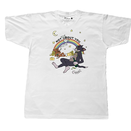 Cat and Mouse Short Sleeve