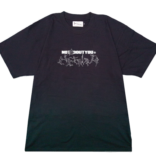 Black Anarchy Short Sleeve