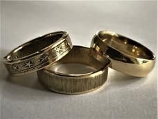 Ring van een euromunt - €21,00