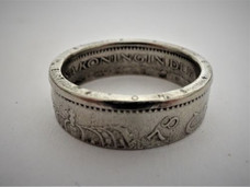 Ring van Julianagulden (nikkel) - €21,00