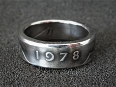 Ring van Ierse munt (voorbeeld) - € 21,00