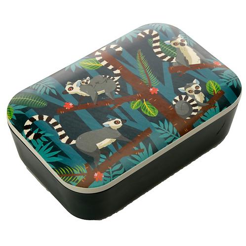 Bamboo Spirit of the Night Lemur Lunch Box
