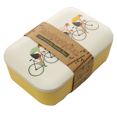 Bamboo Cycle Works Cycling Lunch Box