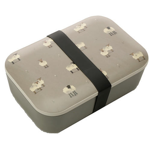 Bamboo Willow Farm Sheep Lunch Box