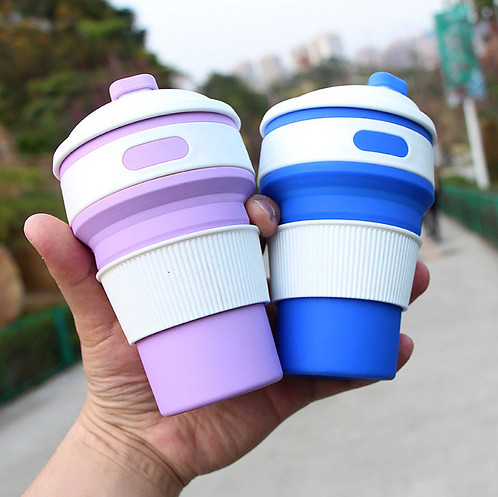 Cool Collapsible Coffee Cup
