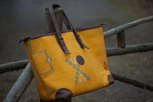 Bohemian Kilim Grooming n´Travel bag