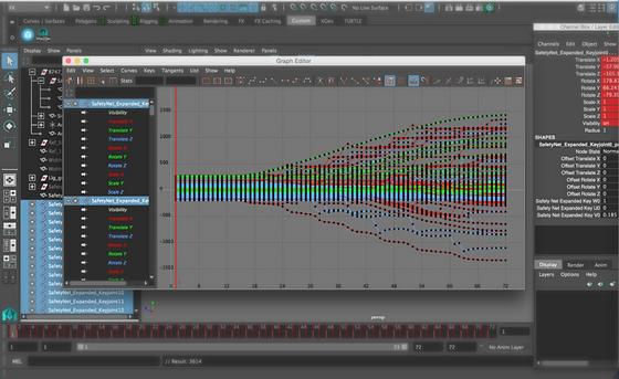 Vertex animation from Maya to Unity 5