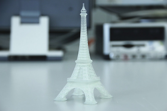 3D printing with Form 2