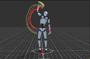 The ideal workflow with motion capture as the solution of game character's animation