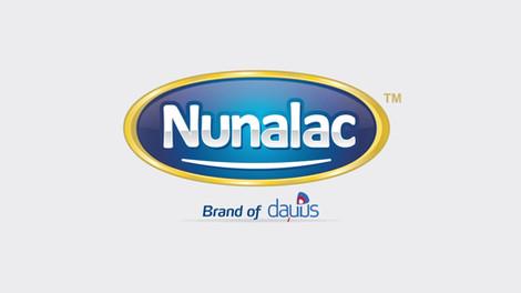 Logo Animation - Nunalac Infant Formula