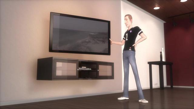 Vortex - SANUS TV Commercial in 3D