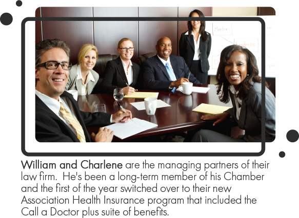 Law Firm- Chamber Association Plan