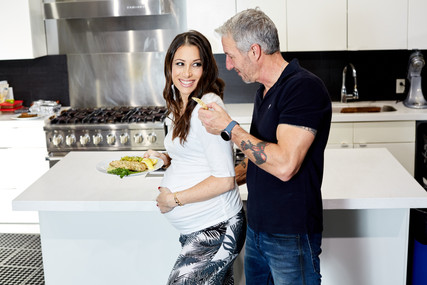 Bad Boy Turned Prince Charming: How George Won My Heart with Healthy Meals