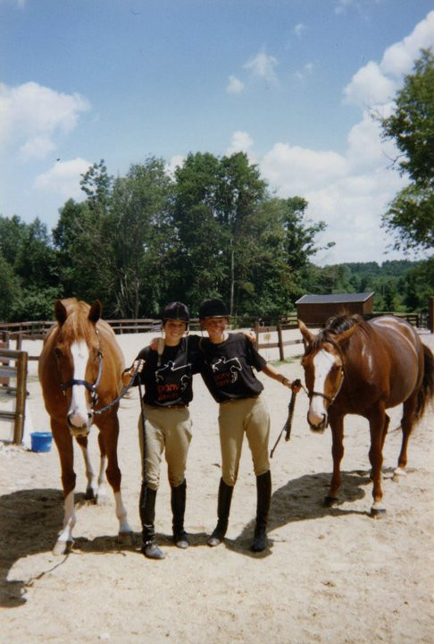 Pony Farm was a second home to me