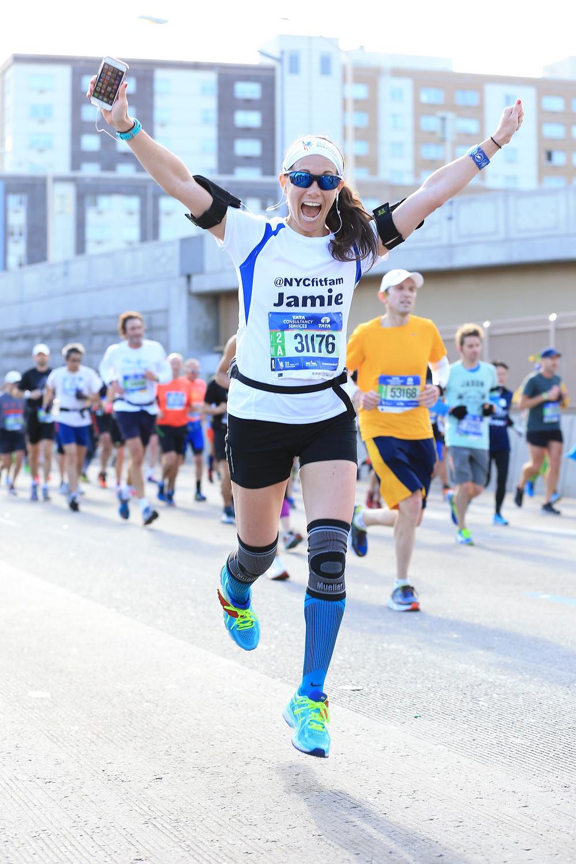 Jamie Hess NYC Marathon