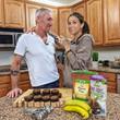 Nutritious Nostalgia Series, Recipe #2: Healthy (+ Vegan!) Banana Nut Muffins
