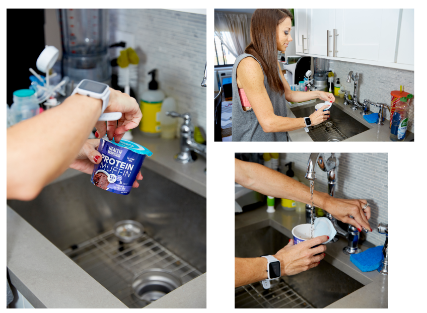 Health Warrior Protein Mug Muffin