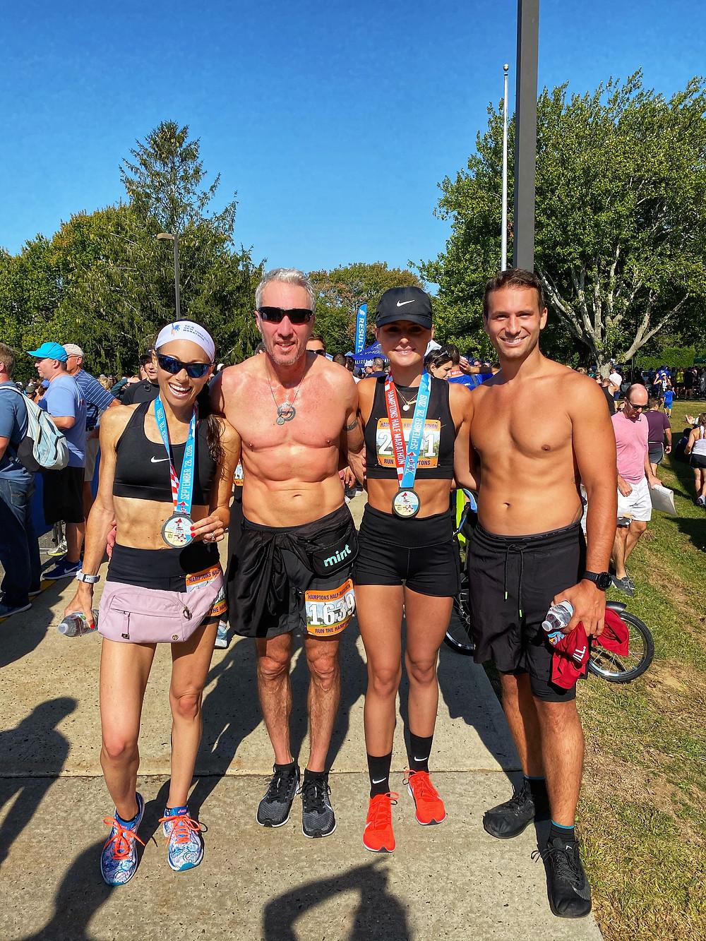 Jamie Hess Half Marathon