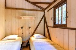 Cabane Les Chênes Verts - Chambre 2