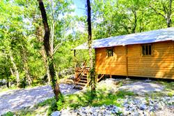 Cabane - Lodge Le Cade