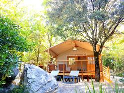 Cabane-Lodge La Truffière