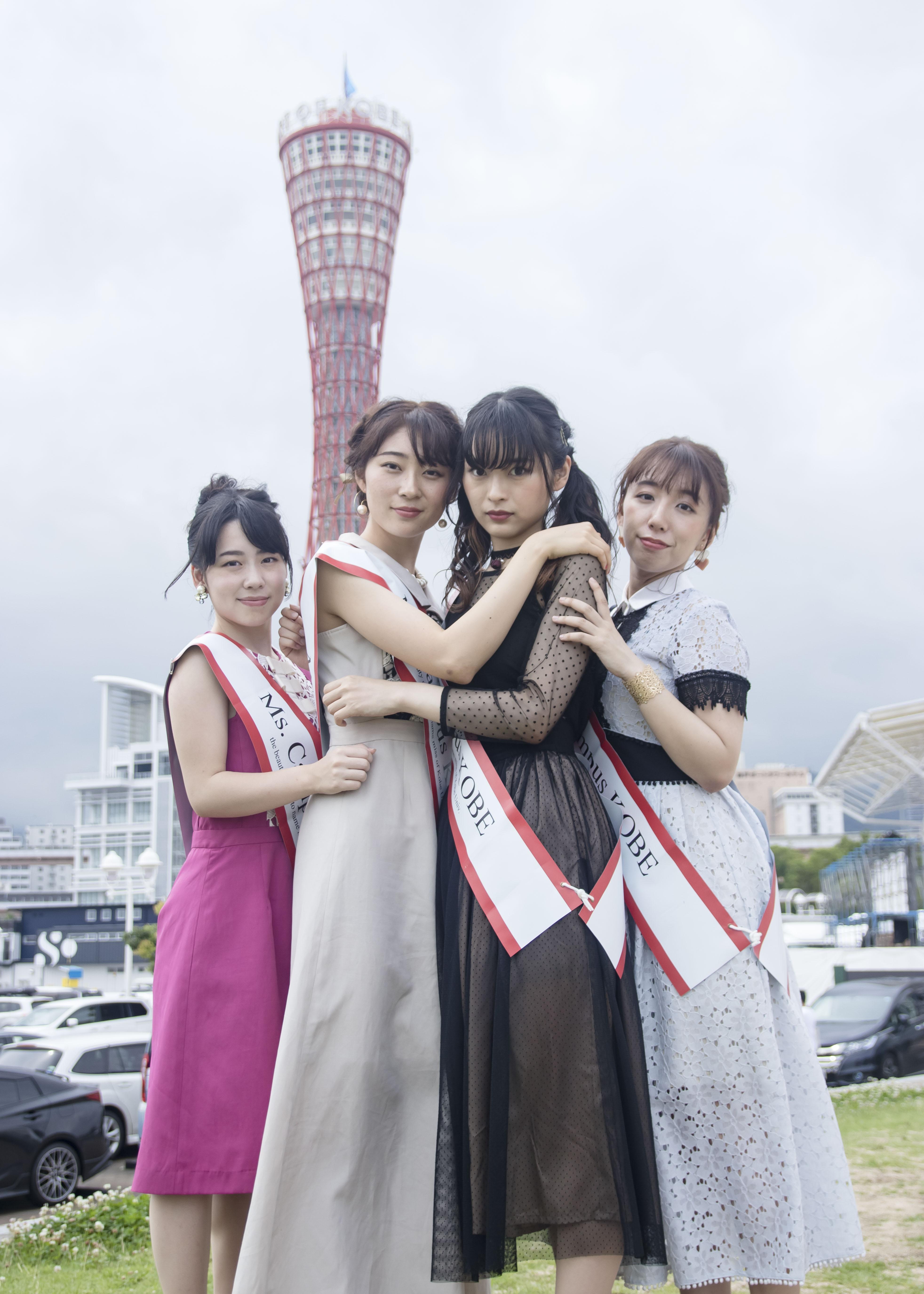 みなとまつり 神戸タワーと