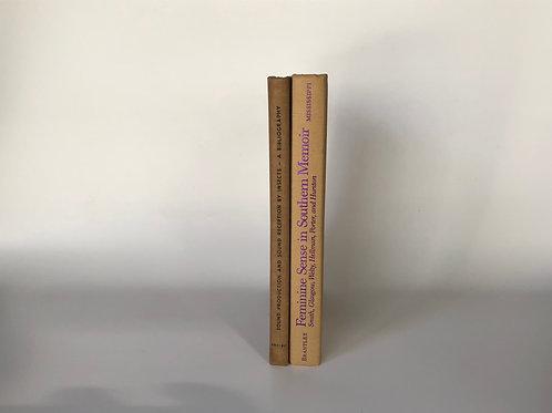 カラー洋書 ブラウン 2冊セット(M105)