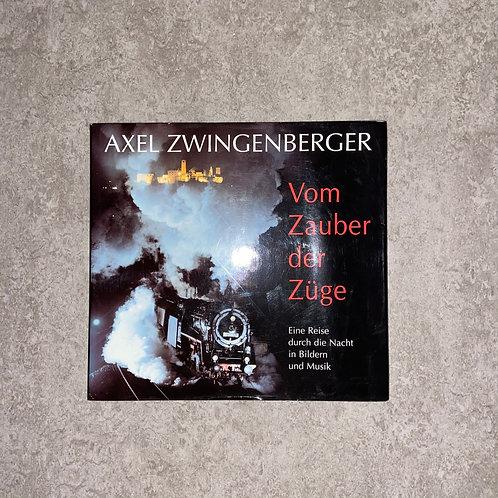 Vom Zauber der Zuege【写真集】【ハードカバー】【ドイツ語】