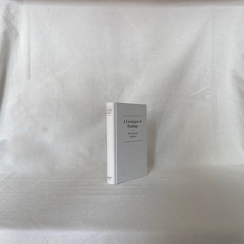 IMITATIONBOOK A Catalogue of Findings (SSサイズ)