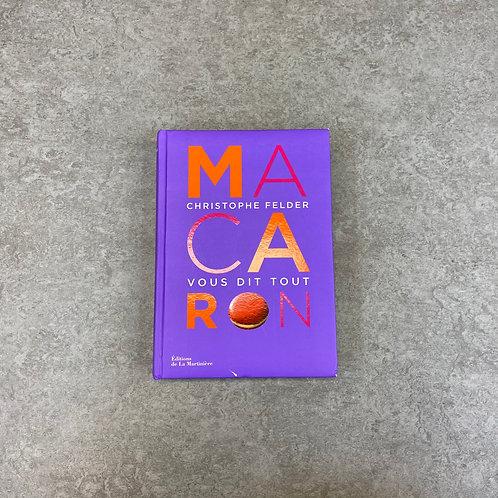 Macaron【料理】【デザイン】【ハードカバー】【フランス語】
