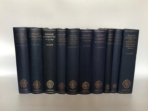 全集 OXFORD ブルー 10冊セット(M206)