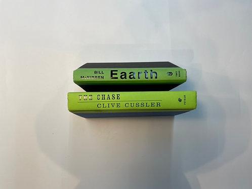 カラー洋書 グリーン 緑2冊セット(M491)
