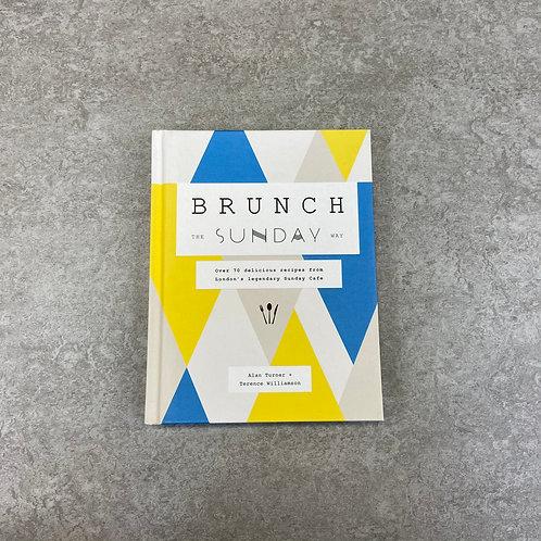 Brunch the Sunday Way【料理】【ハードカバー】【英語】