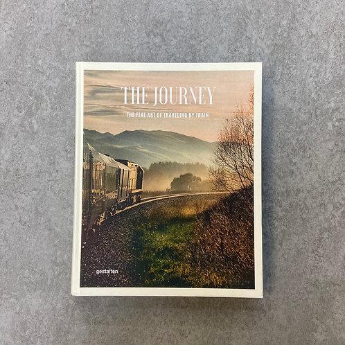 The Journey: The Fine Art of Traveling by Train【写真集】【ハードカバー】【英語】