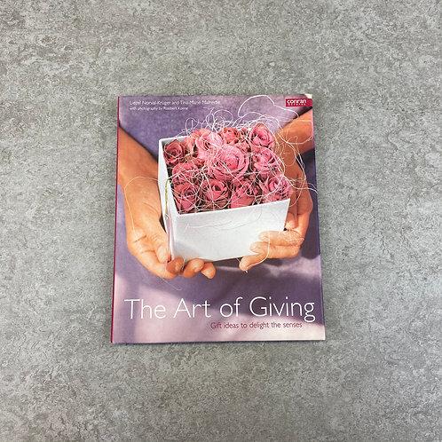 The Art of Giving【料理】【ハードカバー】【英語】