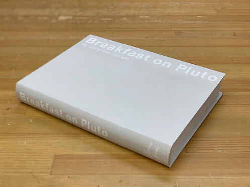 【訳あり商品】IMITATIONBOOK Breakfast on Pluto(グレーS)