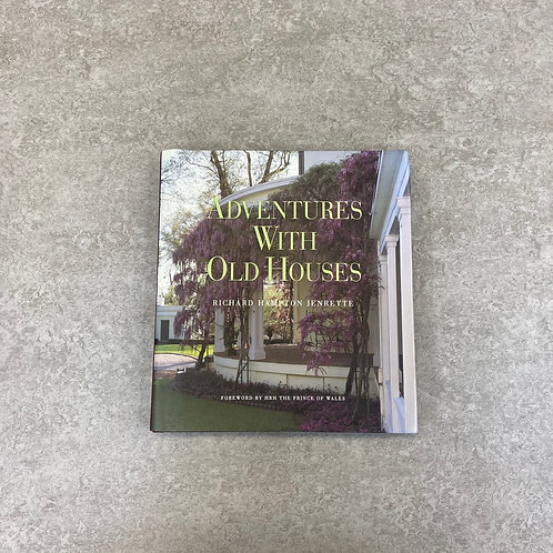 Adventures With Old Houses【インテリア】【ハードカバー】【英語】
