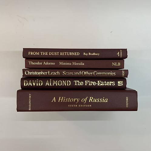 カラー洋書 ボルドー5冊セット(M303)
