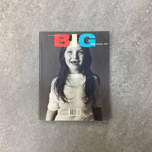 BIG【雑誌】【ペーパーバック】