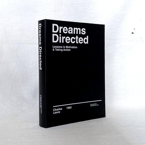 【イミテーションブック Sサイズ】 Dreams Directed (ブラック)