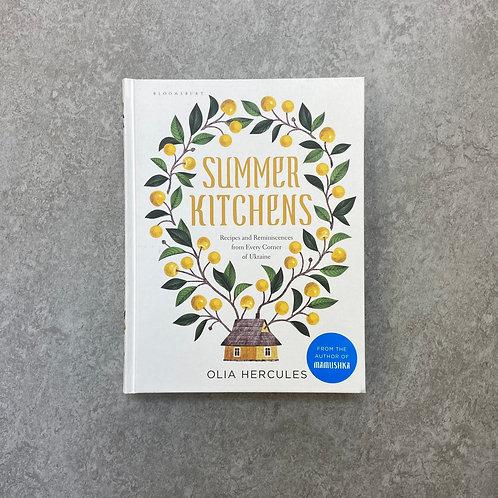 Summer Kitchens: Recipes and Reminiscences 【料理】【ハードカバー】【英語】