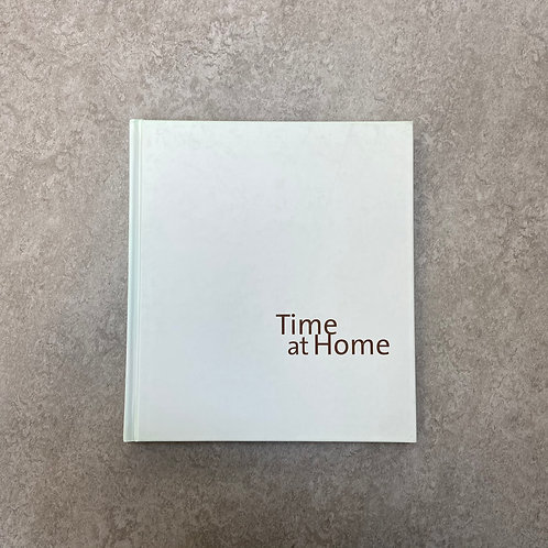 Time At Home *カバーなし【インテリア】【ハードカバー】【英語】