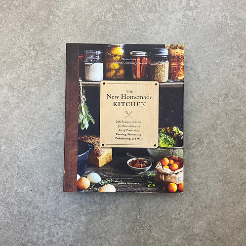 The New Homemade Kitchen【料理】【ハードカバー】【英語】