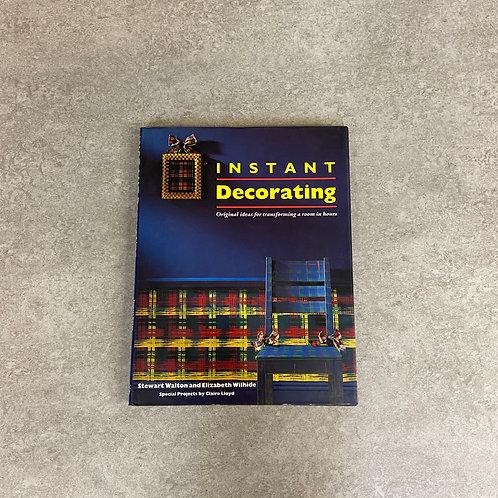 Instant Decorating【インテリア】【ハードカバー】【英語】