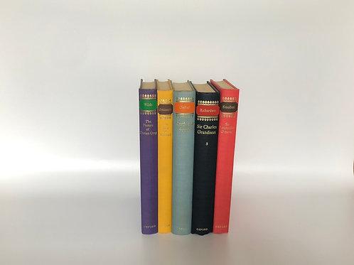 カラー洋書 ミックス 5冊セット(M173)