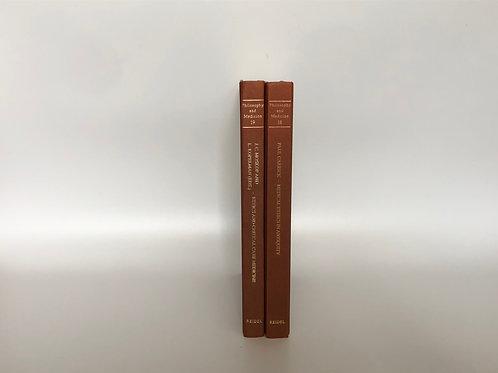 モノトーン洋書 ブラウン 2冊セット(M225)