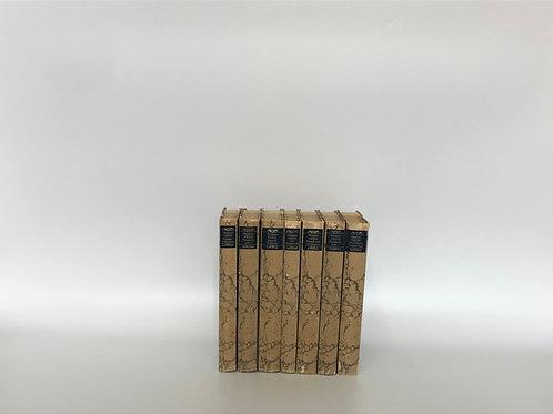 全集,揃い系洋書 7冊セット (M147)