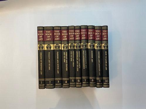 全集 THE BOOK OF ART全10冊(M465)