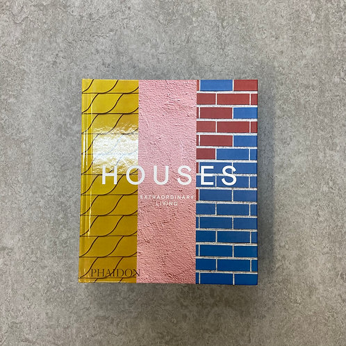 Houses: Extraordinary Living【写真集】【ハードカバー】【英語】
