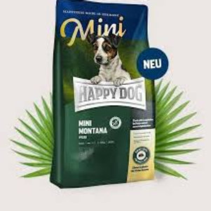 Happy Dog Mini Montana 4 kg